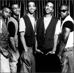 Tragedy Hits R&B Group Hi-Five